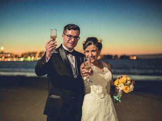 El matrimonio de Claudia y Felipe