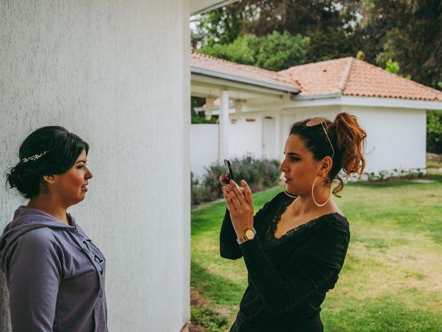 El matrimonio de Diego y Ana en Calera de Tango, Maipo 3