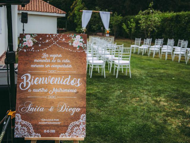 El matrimonio de Diego y Ana en Calera de Tango, Maipo 9