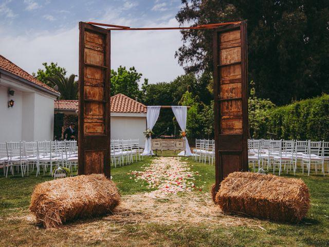 El matrimonio de Diego y Ana en Calera de Tango, Maipo 10