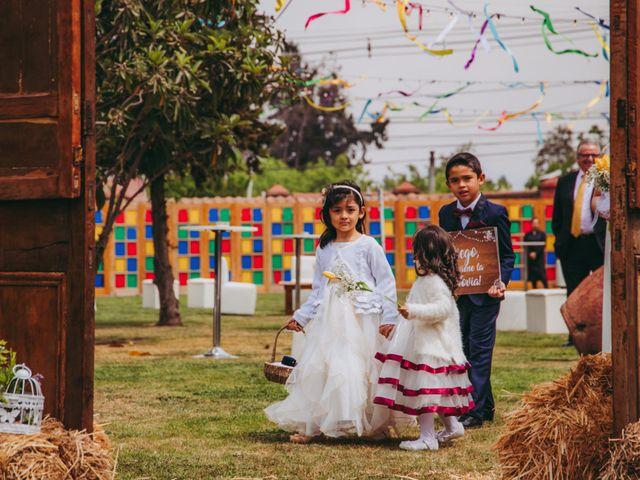 El matrimonio de Diego y Ana en Calera de Tango, Maipo 12