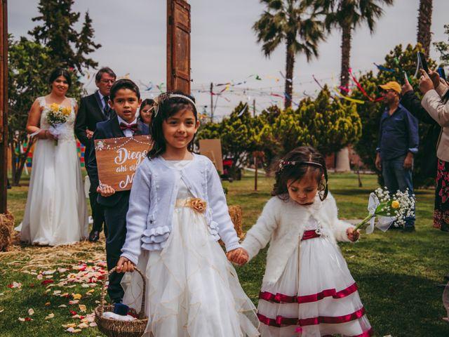 El matrimonio de Diego y Ana en Calera de Tango, Maipo 13
