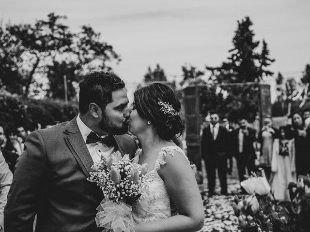 El matrimonio de Diego y Ana en Calera de Tango, Maipo 15