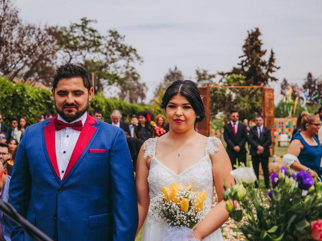 El matrimonio de Diego y Ana en Calera de Tango, Maipo 16