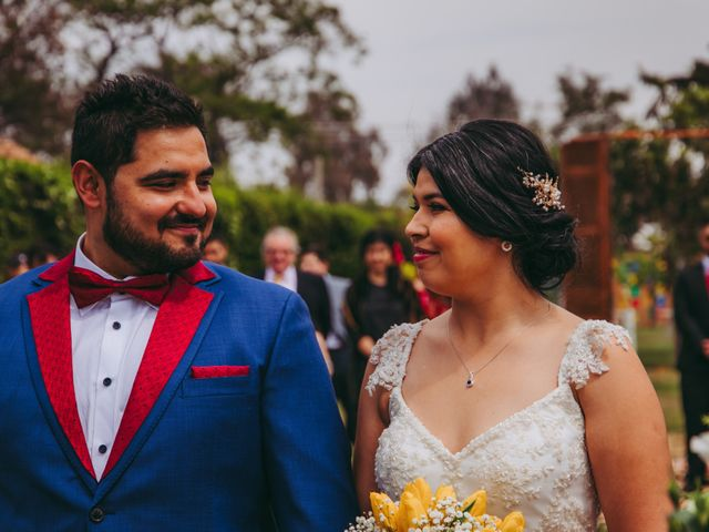 El matrimonio de Diego y Ana en Calera de Tango, Maipo 17