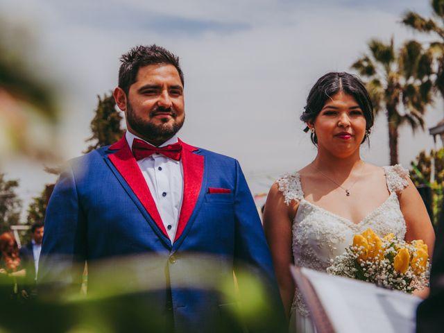 El matrimonio de Diego y Ana en Calera de Tango, Maipo 18