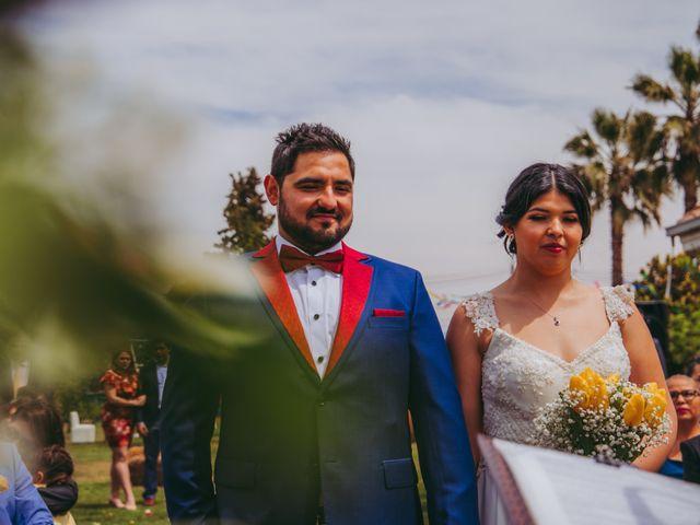 El matrimonio de Diego y Ana en Calera de Tango, Maipo 19