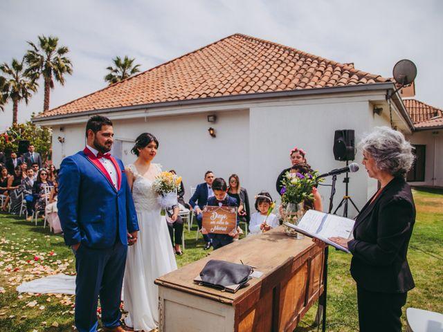 El matrimonio de Diego y Ana en Calera de Tango, Maipo 20