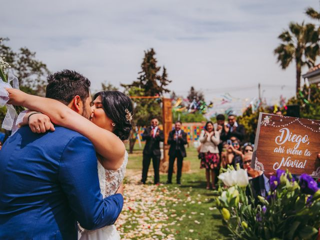 El matrimonio de Diego y Ana en Calera de Tango, Maipo 21