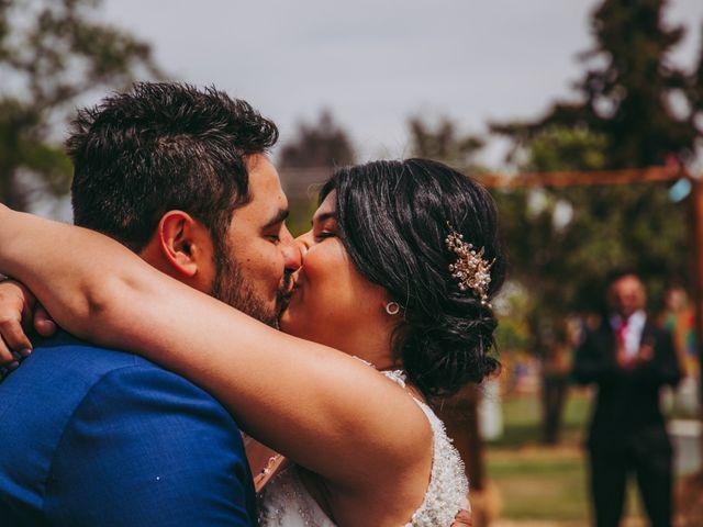 El matrimonio de Diego y Ana en Calera de Tango, Maipo 22