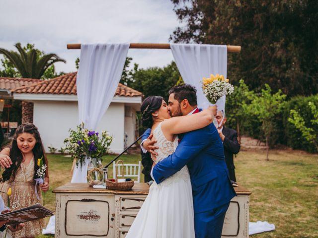 El matrimonio de Diego y Ana en Calera de Tango, Maipo 23