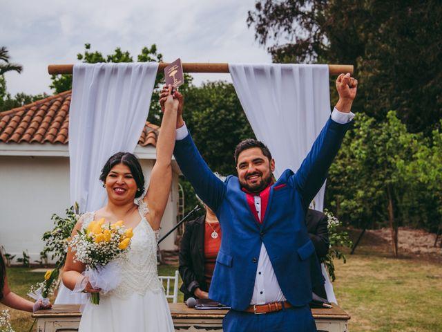 El matrimonio de Diego y Ana en Calera de Tango, Maipo 24