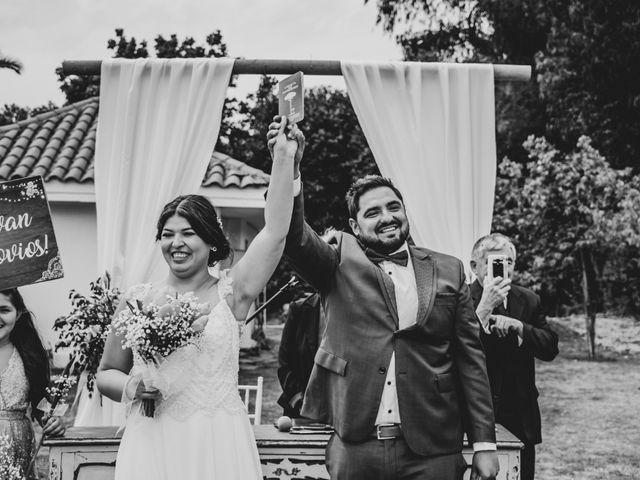El matrimonio de Ana y Diego