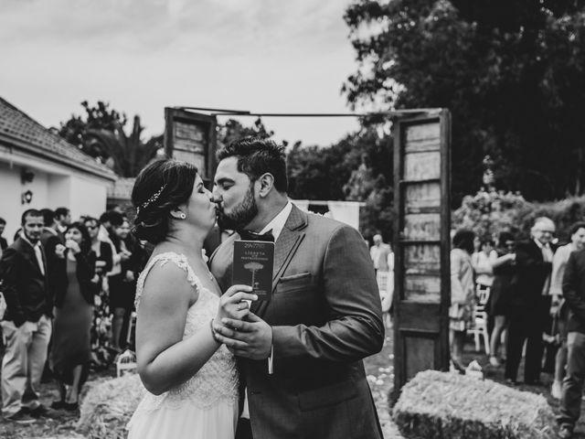 El matrimonio de Diego y Ana en Calera de Tango, Maipo 25