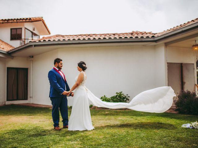 El matrimonio de Diego y Ana en Calera de Tango, Maipo 26