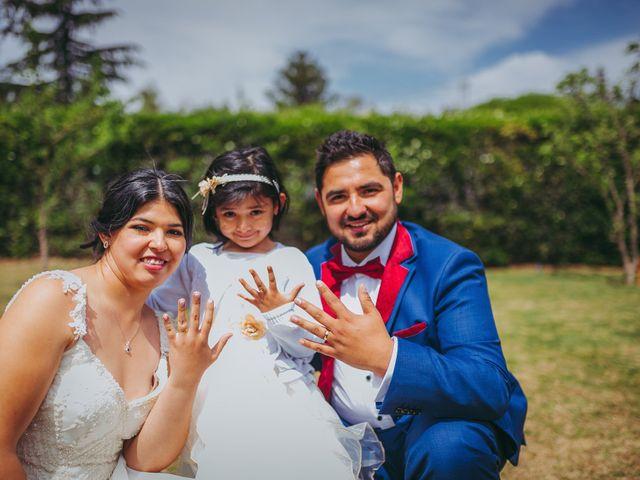 El matrimonio de Diego y Ana en Calera de Tango, Maipo 28