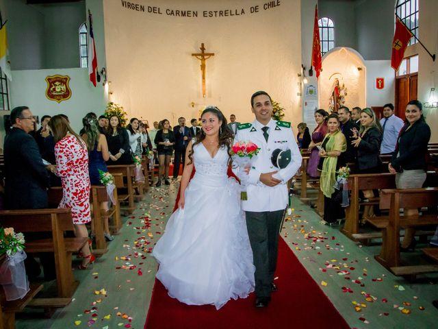 El matrimonio de Rocío y Luis