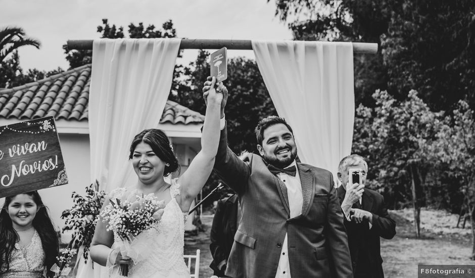 El matrimonio de Diego y Ana en Calera de Tango, Maipo