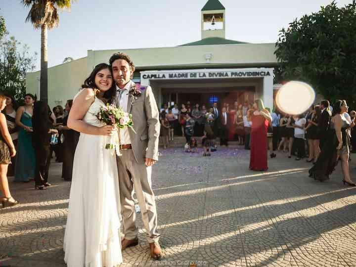 El matrimonio de Katy y Roberto