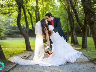 El matrimonio de Evelyn   y Israel  1