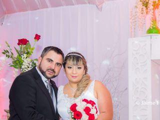 El matrimonio de Evelin y Luis 2