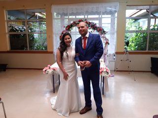 El matrimonio de Marianni y Gustavo