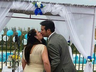 El matrimonio de Marjorie y Felipe 3