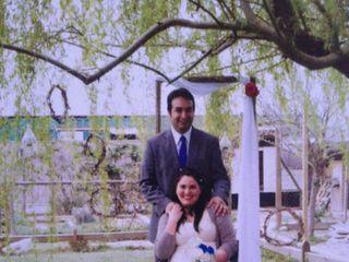 El matrimonio de Marjorie y Felipe