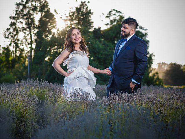 El matrimonio de Gonzalo y Ceci