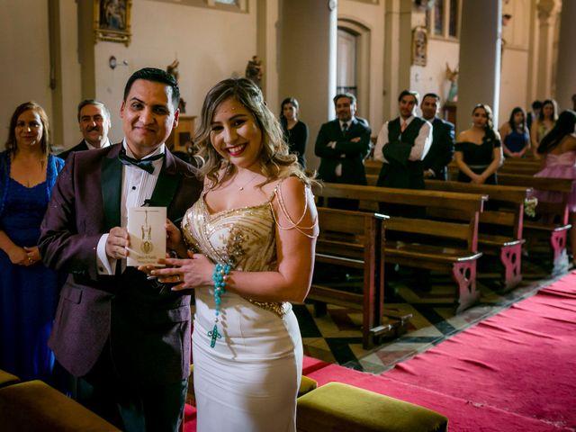 El matrimonio de Katherine y Andrés