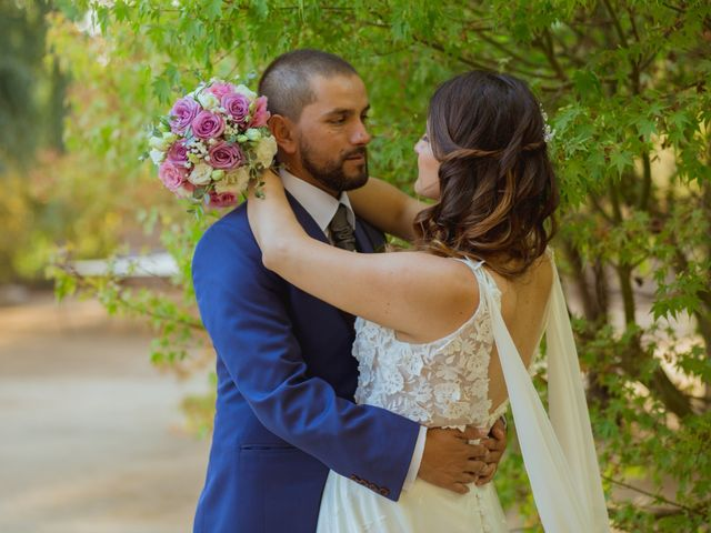 El matrimonio de Felipe y Vania