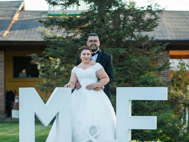 El matrimonio de Francisco Javier  y María José  en Talagante, Talagante 1