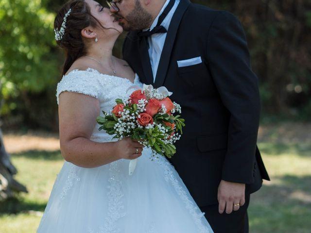 El matrimonio de Francisco Javier  y María José  en Talagante, Talagante 4