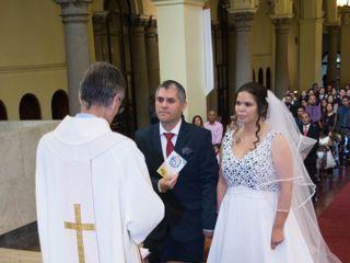El matrimonio de Nadia  y Cristian  2