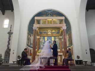 El matrimonio de Nadia  y Cristian  3