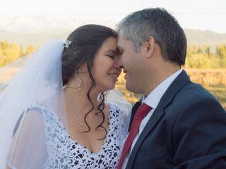El matrimonio de Nadia  y Cristian