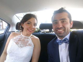 El matrimonio de Miguel  y Angélica