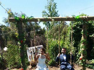 El matrimonio de Miguel  y Angélica  3