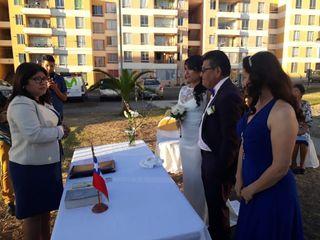 El matrimonio de Yaneth y Fernando 1