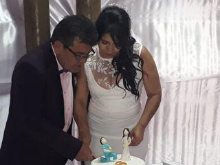 El matrimonio de Yaneth y Fernando 3