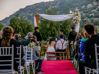 El matrimonio de María del Rosario y Ignacio 2