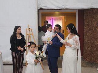 El matrimonio de Vanessa  y Luis  2