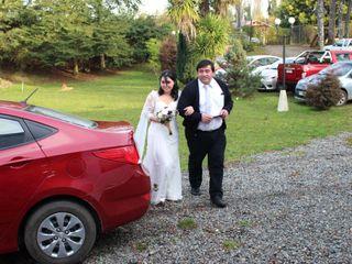 El matrimonio de Vanessa  y Luis  3
