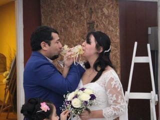 El matrimonio de Vanessa  y Luis  1