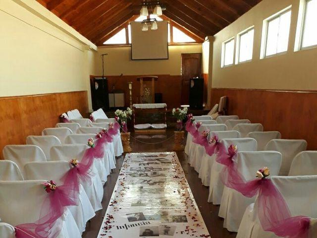 El matrimonio de Israel y Laura en Puente Alto, Cordillera 6