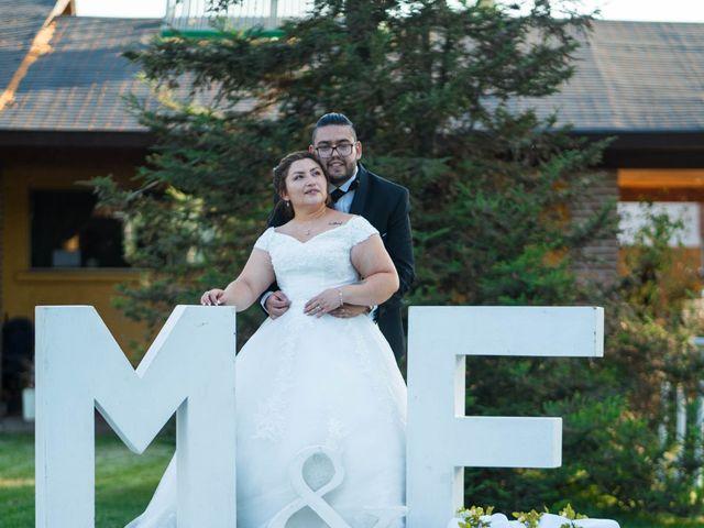 El matrimonio de Francisco  y María José