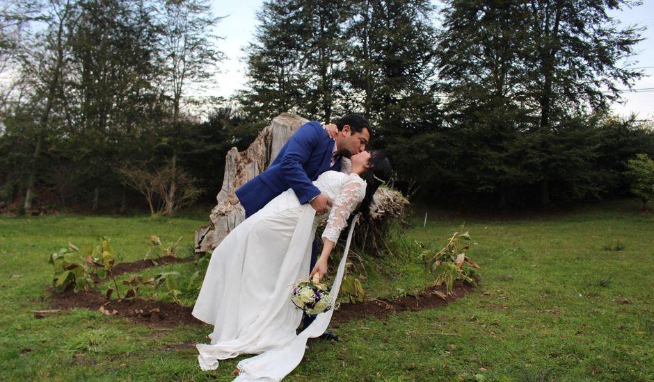 El matrimonio de Luis  y Vanessa  en Valdivia, Valdivia