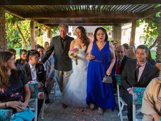 El matrimonio de Joan y Manuel 3