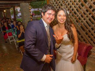 El matrimonio de Joan y Manuel