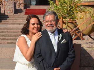 El matrimonio de Patricia y Ariel